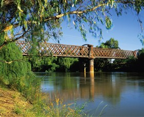 Narrandera Rail Bridge - Newcastle Accommodation
