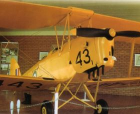 Tiger Moth Memorial - Newcastle Accommodation