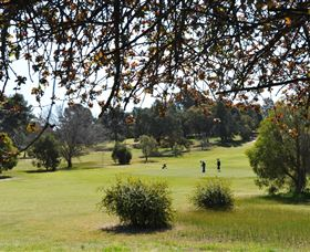 Narrandera Golf Course - Newcastle Accommodation