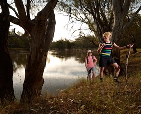 Narrandera Bike and Hike Track - Newcastle Accommodation