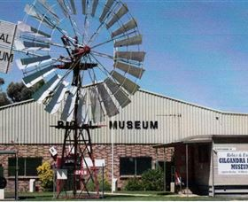 Gilgandra Rural Museum - Newcastle Accommodation