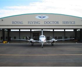 Royal Flying Doctor Service Dubbo Base Education Centre Dubbo - Newcastle Accommodation