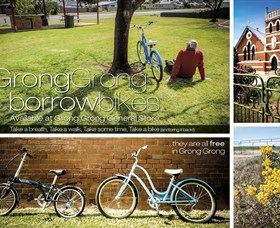 Grong Grong Borrow Bikes - Newcastle Accommodation