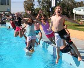 Dubbo Aquatic Leisure Centre - Newcastle Accommodation