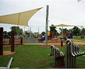 Livvi's Place Playground - Newcastle Accommodation