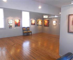 Paxtons Creative Space and Upstairs Gallery