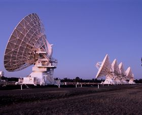 CSIRO Australia Telescope Narrabri - Newcastle Accommodation