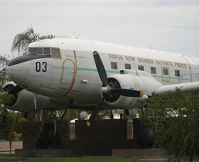 Big Plane in Moree - Newcastle Accommodation