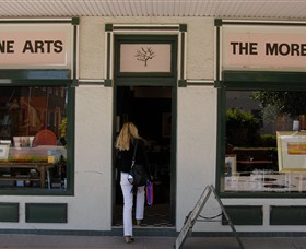 The Moree Gallery - Newcastle Accommodation