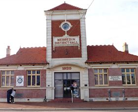 Merredin Heritage Walk - Newcastle Accommodation