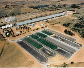 Co-operative Bulk Handling CBH Wheat Storage and Transfer Depot - Newcastle Accommodation