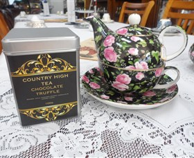 Country High Tea - Newcastle Accommodation