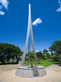 The Spire Tropic of Capricorn