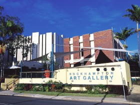 Rockhampton Art Gallery - Newcastle Accommodation