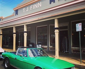 Finns Store - Newcastle Accommodation