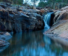 Gooram Falls - Newcastle Accommodation