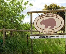 Wombat Heights Orchard and Grog Shed - Newcastle Accommodation