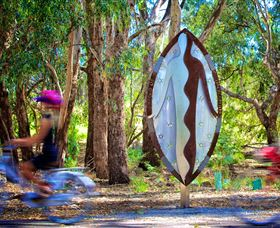 Wagirra Trail and Yindyamarra Sculpture Walk - Newcastle Accommodation