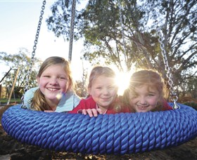 Oddies Creek Playspace - Newcastle Accommodation