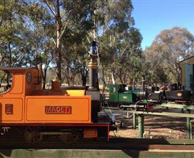 Mudgee Miniature Railway - Newcastle Accommodation