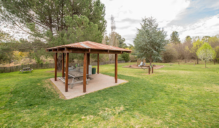 Bill Lyle Reserve picnic area - Newcastle Accommodation