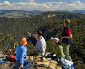 Mount Piddington Lookout - Newcastle Accommodation