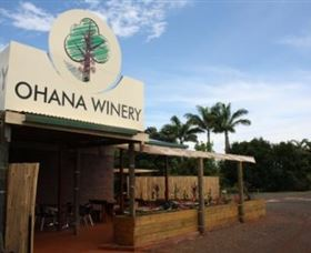Ohana Winery and Exotic Fruits - Newcastle Accommodation