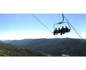 Kosciuszko Express Chairlift - Newcastle Accommodation