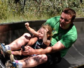Thredbo Bobsled - Newcastle Accommodation