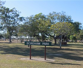 Boreham Park and Playground - Newcastle Accommodation