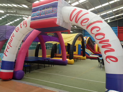 Airodrome Trampoline Park - Newcastle Accommodation