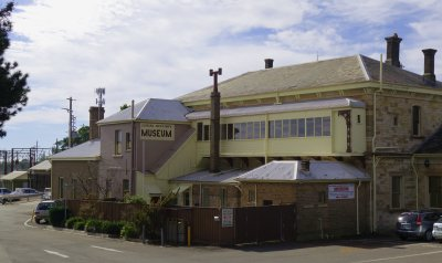 Mount Victoria and District Historical Society Museum - Newcastle Accommodation