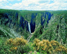 Wollomombi Falls - Newcastle Accommodation