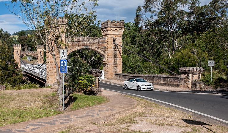 Coast to the Highlands scenic drive  Kangaroo Valley - Newcastle Accommodation