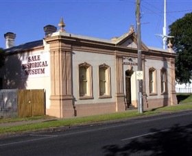 Sale Historical Museum - Newcastle Accommodation