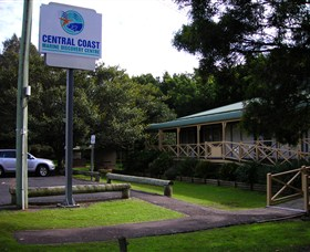 Central Coast Marine Discovery Centre - Newcastle Accommodation