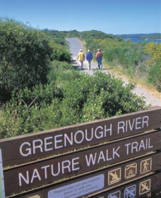 Greenough River Nature Trail - Newcastle Accommodation