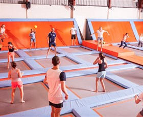 Hangtime Trampoline Park - Newcastle Accommodation