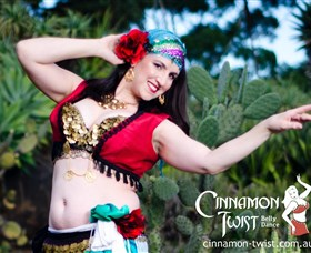 Cinnamon Twist Belly Dance - Newcastle Accommodation