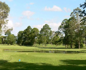 Casino Golf Club - Newcastle Accommodation