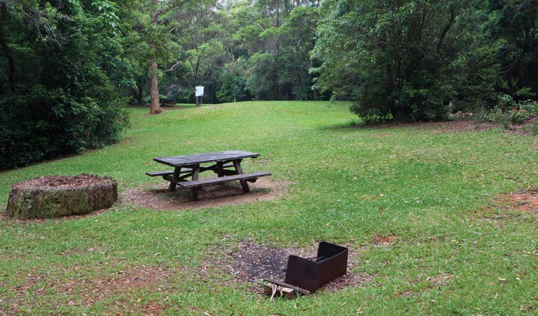 Never Never picnic area - Newcastle Accommodation