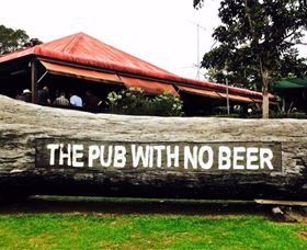 The Pub With No Beer - Newcastle Accommodation