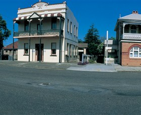 Wingham Self-Guided Heritage Walk - Newcastle Accommodation