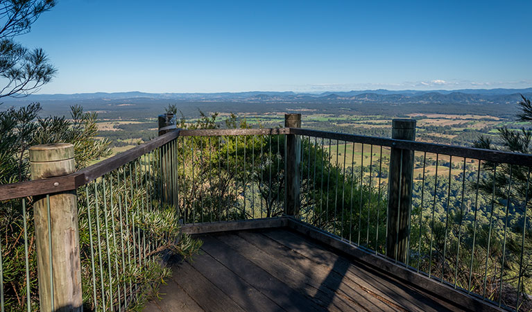 Newbys lookout - Newcastle Accommodation