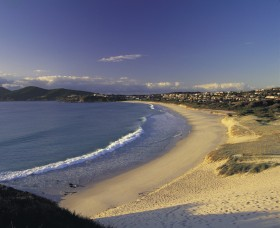 Forster Town Beach - Newcastle Accommodation