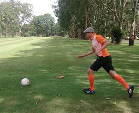 FootGolf at Teven Valley Golf Course