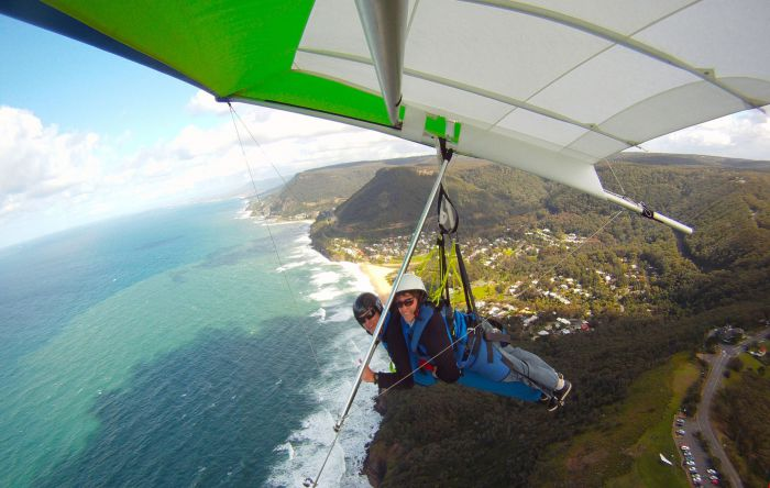 Sydney Hang Gliding Centre - Newcastle Accommodation