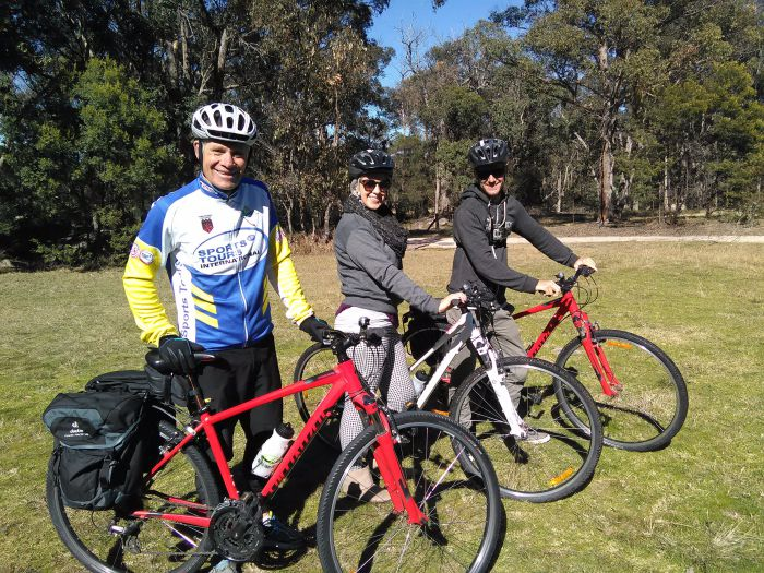Granite Belt Bicycle Tours and Hire - Newcastle Accommodation