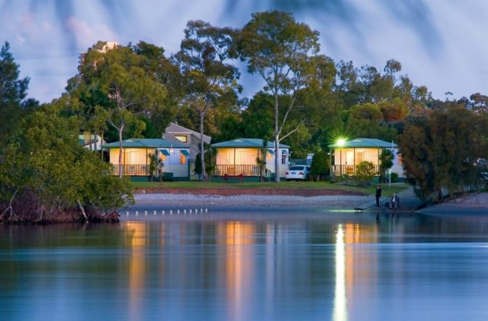 Boyds Bay Holiday Park - Newcastle Accommodation