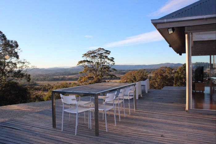 Mount Mitchell - Newcastle Accommodation